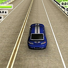 Sports races on roads (Sports Traffic Racer)