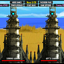 Онлайн игра Twin Towers 3 - Twin Towers 3.