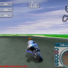 Motorcyle Racer