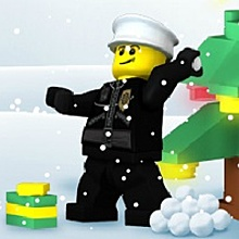 Lego City: New Year