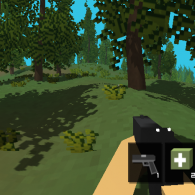 Break: 3D Block Style FPS