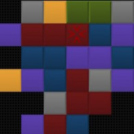 Square Idle game