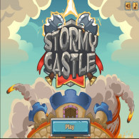 Online game Stormy Castle