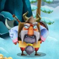 Online game Run Viking Run