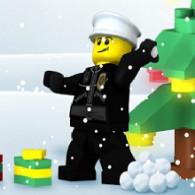 Lego City New Year