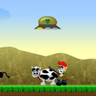 Aliens Want Your Cows