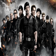 Флеш игра The Expendables 3