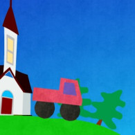 Online game Jelly Truck
