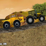Online game Tractor mania