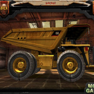Online game Skill 3D Parking Radioactive Rumble