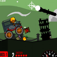 Online game Nuclear Outrun