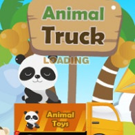 Online game Animal Truck