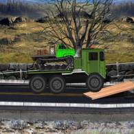 Online game Экстремальная перевозка (Extreme Cargo Transporter)