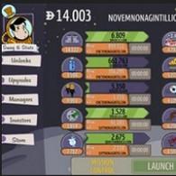Online game AdVenture Capitalist Moon