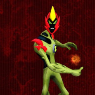 Ben 10 The Lost World
