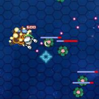 Online game Robot Arena