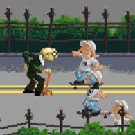 Online game Walk Home