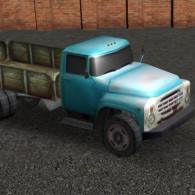 Online game Truck Traffic Racer