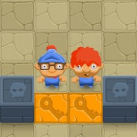 Online game Puzzle Tower