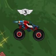 Online game Monsters' Wheels 2