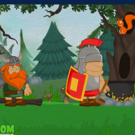 Online game Valdis The Viking