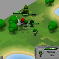 Online game Warfare Squad