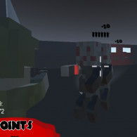 Online game Voxel Zombies