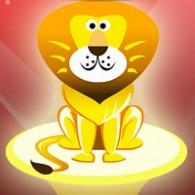 Online game Trolling Lion Jump