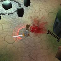 Online game Tiny Sword Warrior