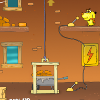 Online game Zombie Cats