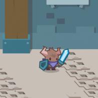 Online game 3 Little Heroes