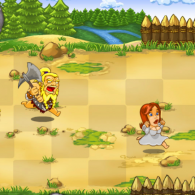 Онлайн игра Barbarian Hunter
