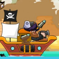 Онлайн игра Pirates Kaboom!