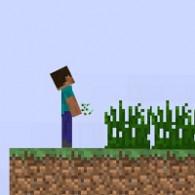 Online game Paper Minecraft