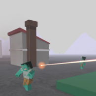 Zombie Town: 3D Sniper