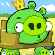 Онлайн игра Bad Piggies Online 2016