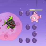 Онлайн игра Fish And Destroy 3
