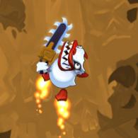 Online game Duck's Inferno