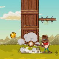Crush tower