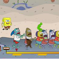 Sponge Bob spedy paints