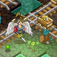 Online game Sacred Treasure