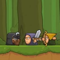 Online game Brave Shorties