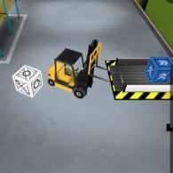 Online game Forklift Simulator