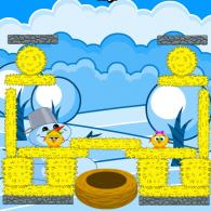 Online game Rescue a Chicken