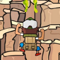 Online game Climber Guy