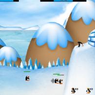 Online game Penguin Massacre