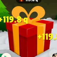 Онлайн игра Gifts Clicker Game