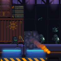 Online game Final Ninja Zero