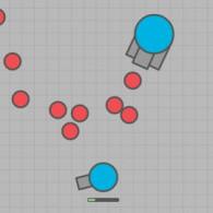 Online game Diep.io