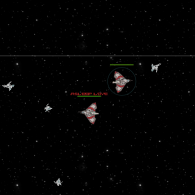 Онлайн игра War in Space